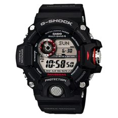 Compare Prices For Casio G Shock Tough Solar Wave Ceptor Watch Gw9400 1 Gw 9400 1D
