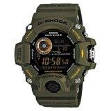 Casio G Shock Master Of G Rangeman Series Green Resin Band Watch Gw9400 3D Gw 9400 3D Casio G Shock Discount