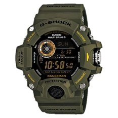 Casio G Shock Master Of G Rangeman Series Green Resin Band Watch Gw9400 3D Gw 9400 3D Shopping