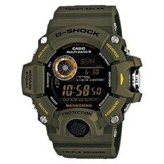 Casio G Shock Master Of G Rangeman Series Green Resin Band Watch Gw9400 3D Gw 9400 3D Price Comparison