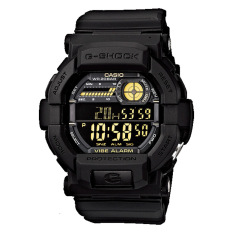 Casio G Shock Vibration Alert Watch Gd350 1B On Singapore