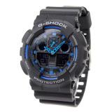 How Do I Get Casio G Shock World Time Alarm Ga 100 1A2 Ga 100 Watch