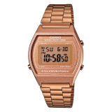 Sale Casio Ladies Standard Digital Rose Gold Stainless Steel Band Watch B640Wc 5A B 640Wc 5A