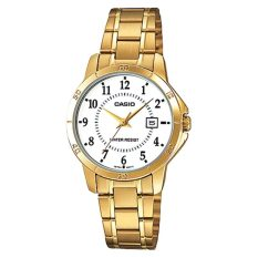 Buy Casio Ladies Stainless Steel Strap Analog Watch Ltpv004G 7B Casio Original