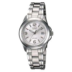 Casio Ladies Standard Analog Silver Stainless Steel Band Watch Ltp1215A 7A Ltp 1215A 7A Review