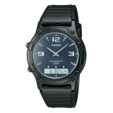 Price Comparisons Of Casio Men S Black Resin Strap Watch Aw49He 2A
