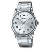 Get Cheap Casio Men S Standard Analog Silver Stainless Steel Band Watch Mtpv001D 7B Mtp V001D 7B