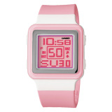 How To Get Casio Poptone Series Ladies Pink Resin Band Watch Ldf20 4A Ldf 20 4A