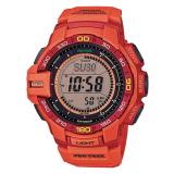 Price Comparisons Casio Protrek Triple Sensor Version 3 Tough Solar Black Resin Band Watch Prg270 4A Prg 270 4A