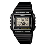 The Cheapest Casio Standard Digital Black Watch W215H 1A Online