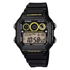 Top Rated Casio Standard Digital Men S Black Resin Strap Watch Ae1300Wh 1A