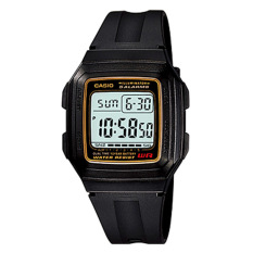 Price Casio Standard Digital Watch F201Wa 9A F 201Wa 9A On Singapore
