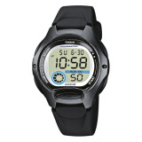 Cheapest Casio Standard Women S Black Resin Band Digital Watch Lw200 1B