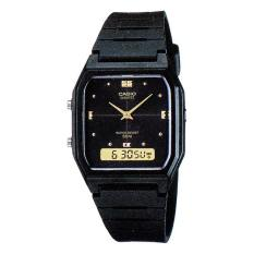 Best Price Casio Women S Black Resin Strap Watch Aw48He 1A