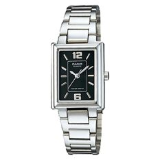 Get Cheap Casio Ladies Standard Analog Silver Stainless Steel Band Watch Ltp1238D 1A Ltp 1238D 1A