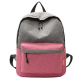 Price Compare Casual Bookbags Women Backpack Travel Bags Student Sch**l Bag G*rl Rucksack Pink Intl