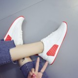 Cheapest Casual Female New Style Breathable Small Shoes Summer Sports Shoes White Online