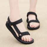 Buy Men S Casual Flat Heel Flat Big Kid Sandals Black Cheap On China
