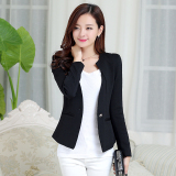 Sale Casual New Style Women S Small Suit Black Online China