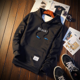 Casual Sports Hooded Sweater Men S Hoodie W673 Black Shopping