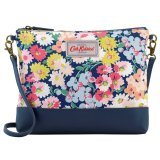 Who Sells The Cheapest Cath Kidston Canvas Small Cross Body Bag 16Ss Daisy Bed 556675 Online