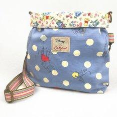 Cath Kidston Cotton Mini Reversible Messenger Bag 17Ss Ballon Spot X Disney Winnie The Pooh Pattern Blue 631662 Intl On Singapore