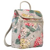 Cath Kidston Matt Oilcloth Handbag Backpack Hydrangea 2016 Oat 574266 Intl Cheap