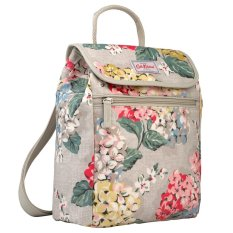 Cath Kidston Matt Oilcloth Handbag Backpack Hydrangea 2016 Oat 574266 Intl Price