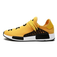 Purchase Causel Shoes New 2017 Fashion Unisex Casual Shoes Lightweight Breathable Airmesh Trainers Flat Casaul Human Race Mens Shoes Yellow Intl