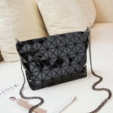 Sale Women S Diamond Quilted Crossbody Bag Black Black Oem On China