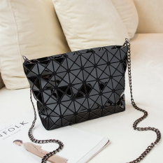 Get The Best Price For Women S Diamond Quilted Crossbody Bag Black Black