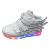 Children Boys Girls Running Wings Shoes Luminous Sneakers Led Lightup Kids Sneaker Intl Review