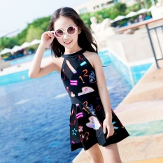 Discount Children Swimsuit G*rl Siamese Cute Princess Skirt Baby Swimsuit G*rl Swimsuit Intl