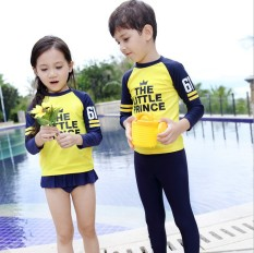 Buy Hot Spring Boy S Girls Warm Quick Drying Swimming Clothing Children S Swimsuit Boy Paragraph Boy Paragraph Oem