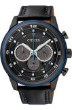 Sale Citizen Eco Drive Chronograph Gents Ca4036 03E
