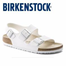 Discount Classic Birkenstock Mens Birkenstock Milano White Birko Flor® 034731 Intl Birkenstock On South Korea