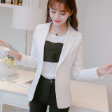 Caidaifei Korean Style Spring And Summer New Style Plus Sized Female Casual Clothes White Review