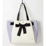 New Colors By Jennifer Sky Disney Limited Collections Tote Bag Alice In Wonderland White Lavender Color