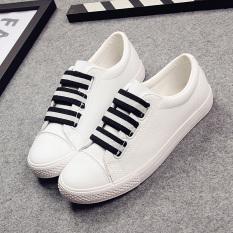 Price Comfortable Black Slip On Pull On Casual Ladies Shoes Gaiters Full White Full White Oem New