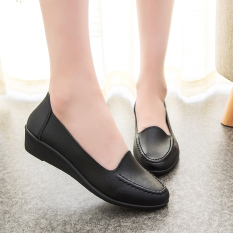 Huerka Women S Non Slip Breathable Shoes 6601 Black 6601 Black Reviews