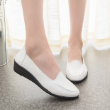Huerka Women S Non Slip Breathable Shoes 6601 White 6601 White Best Price