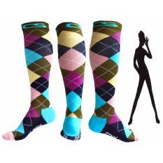 4f5b5c53e Compression Socks for Men & Women - BEST Graduated Athletic Fit for Running,  Nurses,