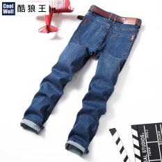 Buy Cool Wolf Men Straight L Summer Pants For Men Men Jeans 577 Blue 577 Blue On China