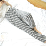 Low Price Loose And Plus Sized Confinement Pants Sleep Pants Dark Gray