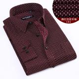 Cotton Wine Autumn Polka Dot Shirt Long Sleeve Shirts 191 191 Price