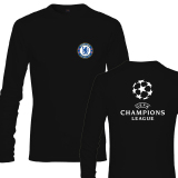 Review Couple S Spring And Summer In The Champions League Football Sports Clothing Chelsea Black China