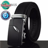 Cowather 2017 Men S Business Automatic Alloy Buckle Belt 100 Cow Genuine Leather Strap Belt Causal Ratchet Belt For Men Black S Xxl Ly36 0641S Intl In Stock