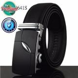 Cowather 2017 Men S Business Automatic Alloy Buckle Belt 100 Cow Genuine Leather Strap Belt Causal Ratchet Belt For Men Black S Xxl Ly36 0641S Intl Best Buy