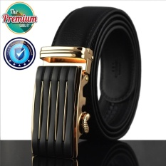 Discount Cowather Men S Business Automatic Alloy Buckle Belt 100 Cow Genuine Leather Strap Belt Causal Ratchet Belt For Men Black S Xxl Ly712Bg Intl Cowather China