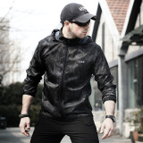 Cqb Outdoor Anti Splash Water Sports Coat Wind Shield Black Python Black Python For Sale Online